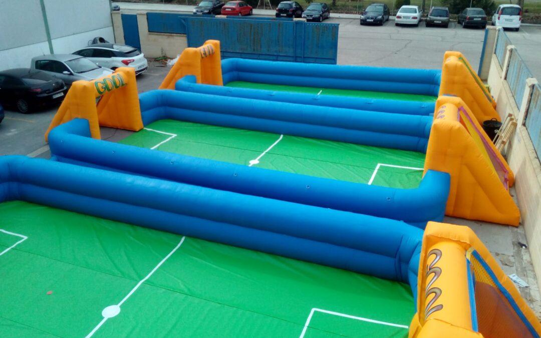 Campeonato Fútbol 3×3